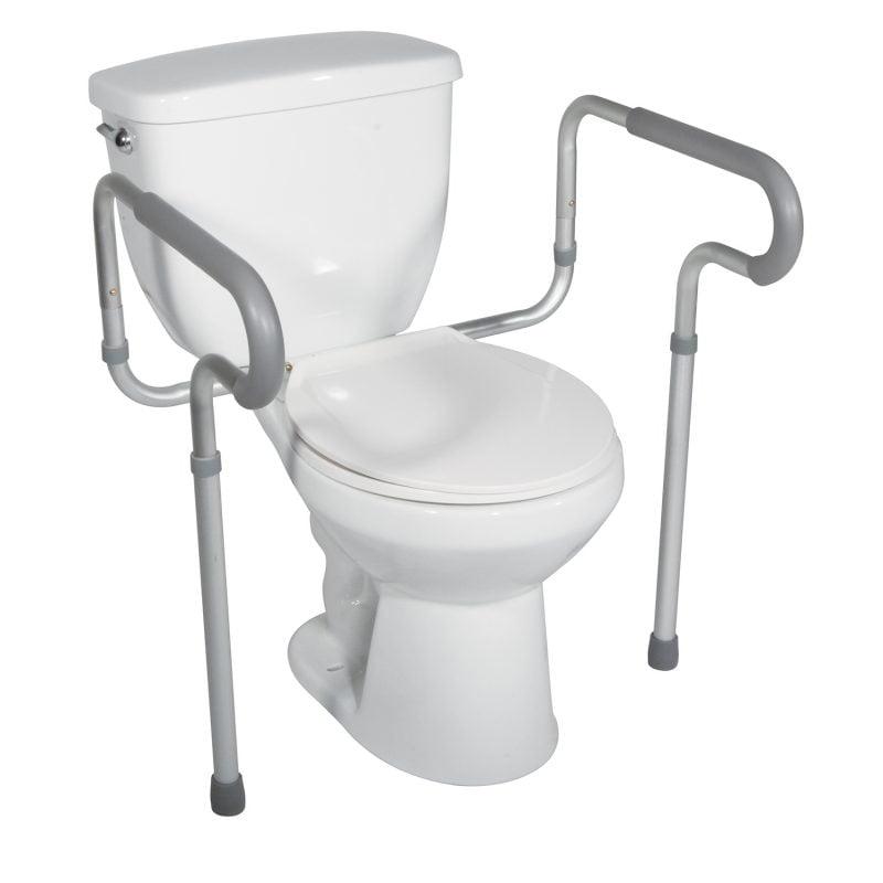 mediplus mobility toilet safety frame