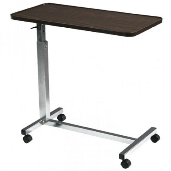 tilt top overbed table for sale