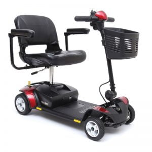 electric scooters for elderly