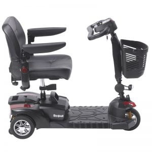scout dst mobility scooter