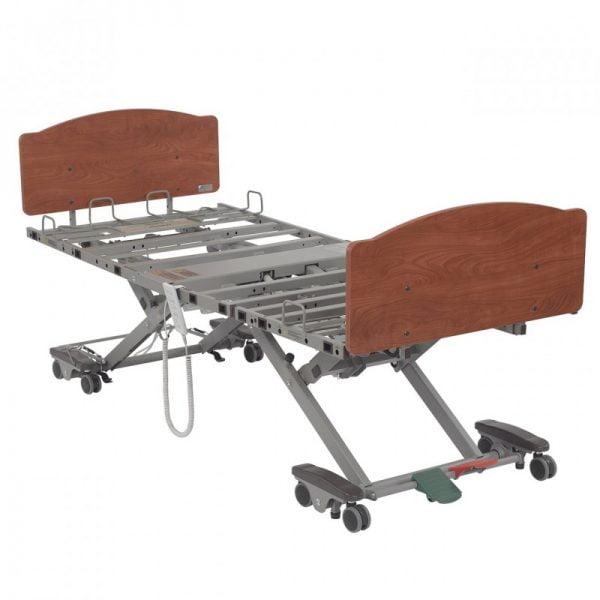 Prime Care Bed P903 Expandable Low LTC Bed