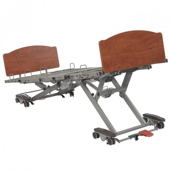 rime Care Bed P903 Expandable Low LTC Bed