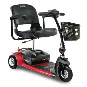 3-Wheel Portable Scooters