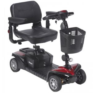 dst 4 wheel travel scooter for sale